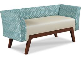 fairfield chair company living room bench 1610 10 whitley