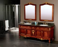 popular antique bathroom vanity cabinet buy cheap antique bathroom