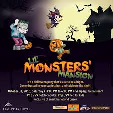 halloween event dragon city manila shopper 2015 trick or treat events u0026 halloween parties in