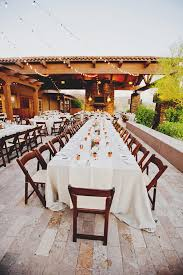 wedding venues in tucson a desert wedding at the ritz carlton dove mountain