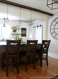 industrial farmhouse kitchen style trend