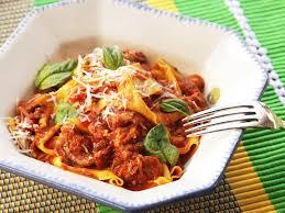 ragú napoletano neapolitan style italian meat sauce with pork