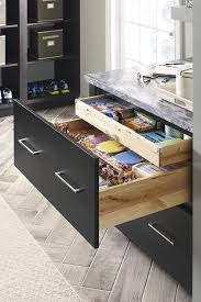 kitchen base cabinets with drawers two drawer base cabinet with roll tray kemper