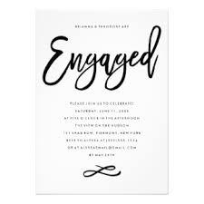 engagement invitations announcements zazzle au