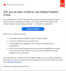 Unc Its Help Desk by Activating And Installing Your Adobe Cc License Public Knowledge