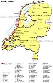 netherlands beaches map netherlands beaches map