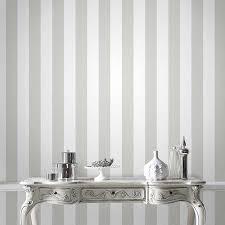 glitterati u0027 stunning designer glitter striped wallpaper in white