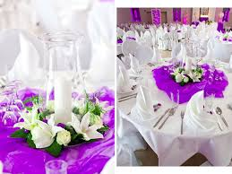 this is a simple but way to decorate your reception tables