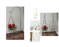 Vase Holders Hanging Flower Vase Etsy