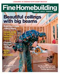Fine Homebuilding Houses by Magazine Fine Homebuilding