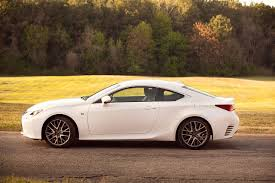 lexus rc 350 deals lexus rc 350 lots of pomp too little circumstance wsj
