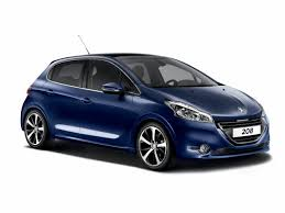 peugeot leasing europe peugeot 208 allure blossom grey peugeot 208 pinterest