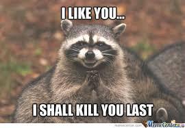 Funny Raccoon Meme - meme center largest creative humor community meme center meme