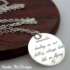 inspirational pendants inspirational necklaces inspirational quotes jewelry personalized