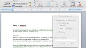 make your resume and other word documents more presentable by