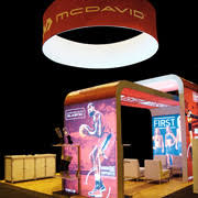 photo booth rental island 360 degree booth display rental trade show island exhibit