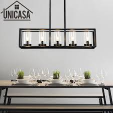 iron kitchen island aliexpress buy large bar light vintage country ceiling l