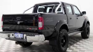 nissan trucks black 2013 nissan navara d22 series 5 st r 4x4 black 5 speed manual