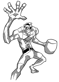 young justice plastic man ink and shadow by supersketch1220 on