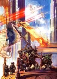 Flag Hoist Signaling Liberation Of Coruscant Galactic Civil War Wookieepedia