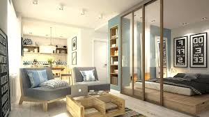 wall divider ideas room cheap bedroom separator home interior