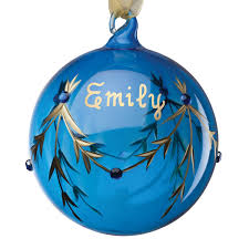 birthstone ornament personalized birthstone ornament december personalized planet