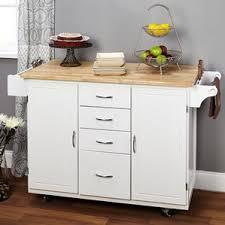 wood top kitchen island wood kitchen islands carts you ll wayfair