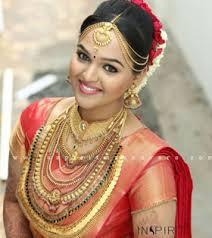 hindu wedding dress for bridal makeup works jijeesh makeup artist bridal wedding
