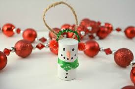 diy wine cork snowman ornament confessions of a mommyaholic