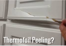 Thermofoil Cabinet Door Repair Thermofoil Cabinet Doors