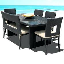 Dining Table Chairs And Bench - outdoor dining table with bench u2013 mitventures co