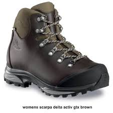 womens hiking boots uk scarpa delta activ gtx s hiking boot