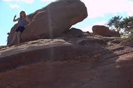 Garden Of Rocks by Garden Of The Gods How Did The Garden Get There