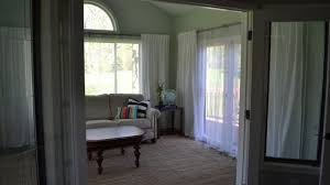 Ritva Curtain Review White Sunroom Curtains The Second Layer In Which We Act Like