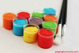 Paint by Homemade Face Paint U2026 Using Only 3 Ingredients