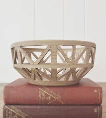 Decorative Bowls Home Decor Rustic Versatile Ceramic Bowl Home Decor U0026 Lighting Convivial