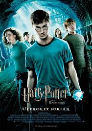 Harry Potter and the Harry Potter and the Order of the Phoenix