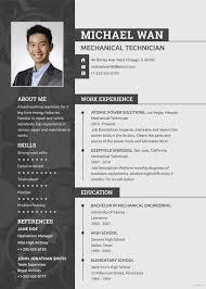 mechanical engineering resume template mechanical engineering resume template 5 free word pdf document