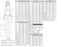 bridesmaid size chart mira bridal couturemira bridal couture