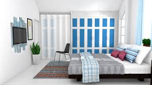 interior design scandinavian bedroom freelancers 3d interior design scandinavian bedroom 3d model