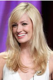 best homecoming hairstyles for long thin blonde hair down with