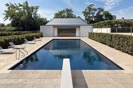 Pool House Crab Tree Farm Vinci Hamp Architects