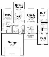 Ranch Floor Plans This Inviting Ranch Style Home With A Small Footprint House Plan