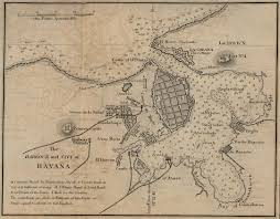 Map Of North Carolina Cities Havana U2014 Harbour And City 1882