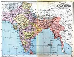India Map Of States by Presidencies And Provinces Of British India Wikipedia