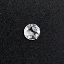 3mm diamond white diamond cut cab 3mm 0 07 cts jaipur gem one