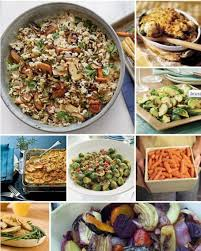 recipe ideas for thanksgiving vegetable side dishes and