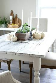 Whitewash Bench Dining Table Distressed Kitchen Table Bench Farm Rustic Dining
