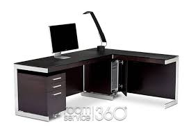 Modern Espresso Desk Espresso Office Desk Home Design Ideas And Pictures