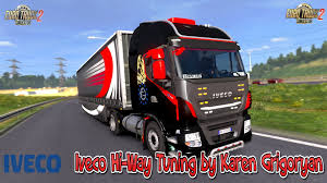 skin pack new year 2017 for iveco hiway and volvo 2012 2013 afrosmiu download ets 2 mods truck mods euro truck simulator 2